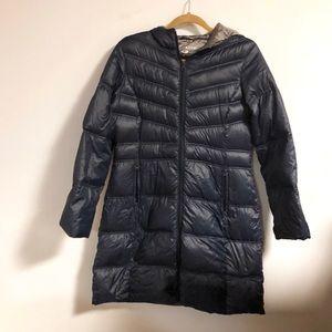 Bernardo Long Puffer Coat